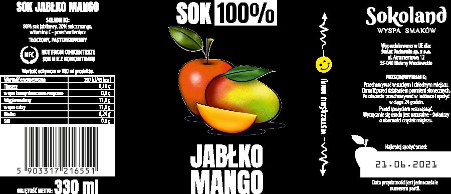 Sokoland - Layout Etykiet